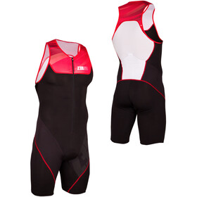 Z3R0D Start Trisuit Men, armada black/red